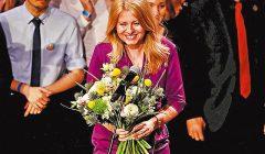 斯洛伐克拼出女總統「不屈服民粹」45歲環保律師戰勝執政黨