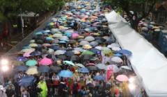 台灣同性婚姻合法化亞洲首例 可能影響日本相關議論