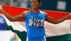 印度首位出櫃運動員遭媽媽斷絕關係 短跑女將裳德接受《衛報》專訪:每個人都應該能自由與喜歡的人在一起!