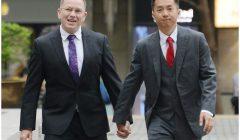 爭取同性伴侶福利上訴終院 高級入境事務男主任勝訴