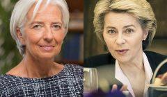 歐盟機構新領導人出爐 兩女性接掌最重要職務