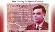 「他的貢獻廣泛,開創了新局!」英國天才數學家、「電腦之父」圖靈登上50英鎊新鈔