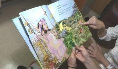 繪本「蝴蝶朵朵」 教兒童認識身體自主權