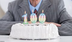 HIV感染者歡慶100歲生日