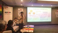 泰國推民事伴侶法 台灣社團受邀分享經驗