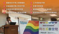 台北市推職場性別平等認證