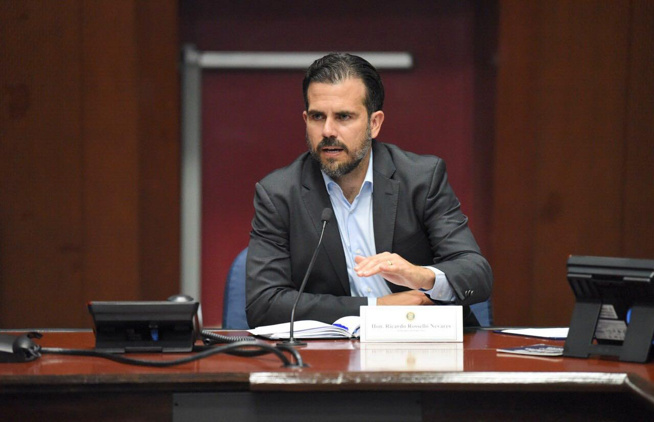 Hundreds of leaked chat messages show Puerto Rico's governor using vulgar antigay slurs repeatedly