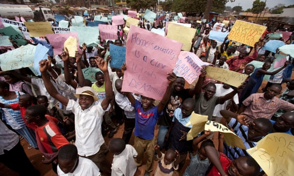 Ugandan MPs press for death penalty for homosexual acts