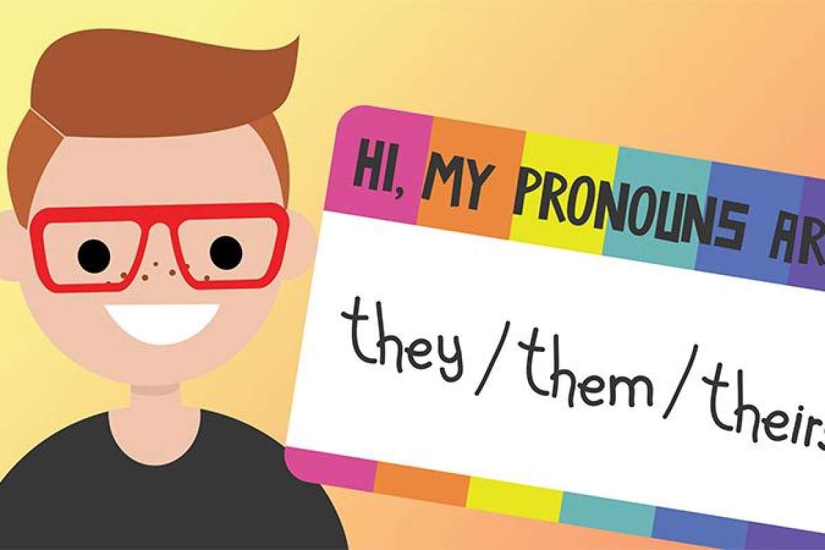 【性別人權】#pronouns #友善企業