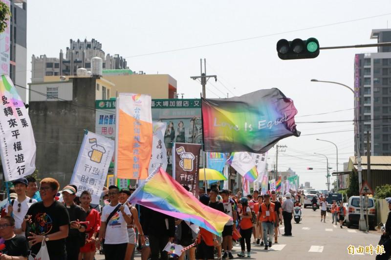 台灣性別平等表現 全球第9、亞洲之冠