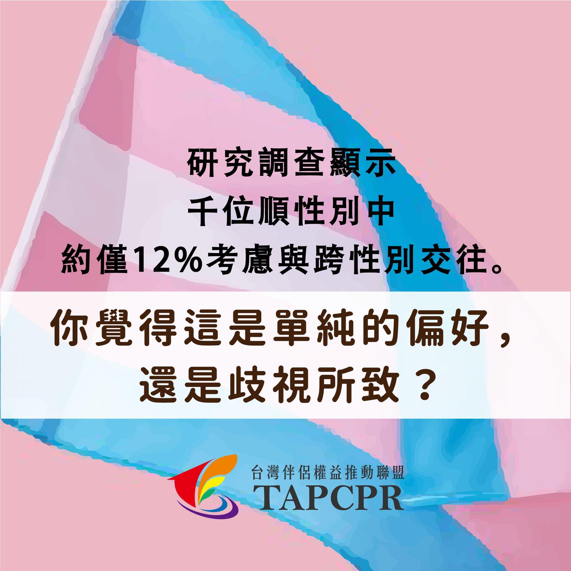 順性別者多不願與跨性別交往,這是偏好還是歧視?